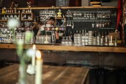 Cafe de Walvis Spaarndammerbuurt Amsterdam restaurant bar
